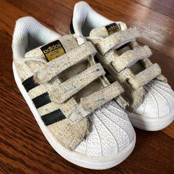 7b62f1da adidas Shoes | Superstar Originals Toddler Girls Size 6 | Poshmark